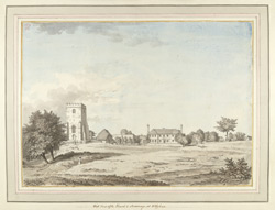 Withyham Church And Parsonage